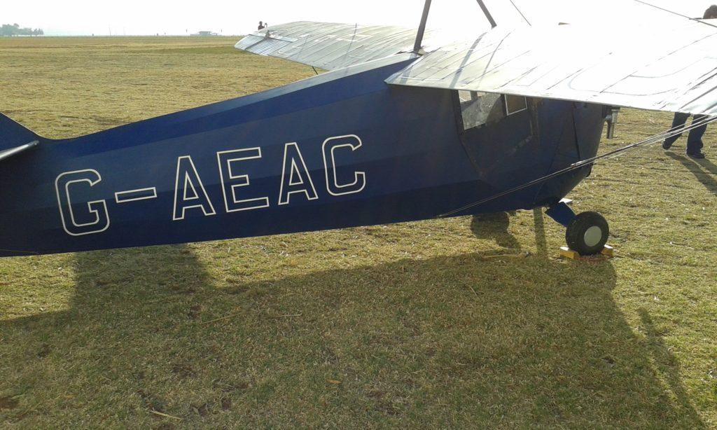 Photo taken at Petit Airfield